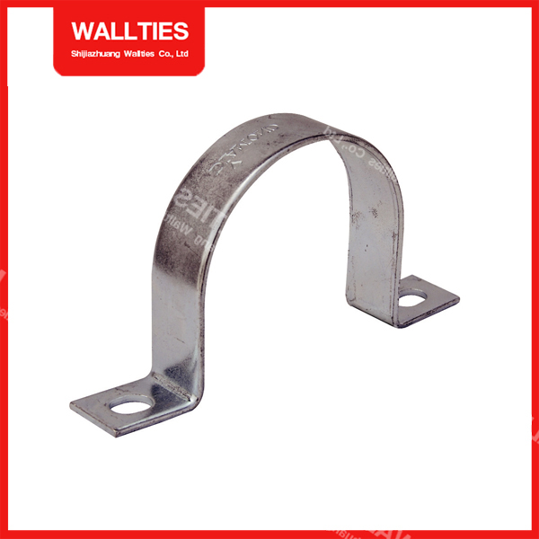 2 hole pipe strap clamps