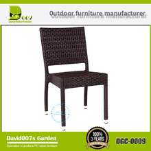 Poly Outdoor Furniture Aluminum wicker chair