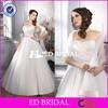 ZY004 Custom Made Popualar Design Shining Crystals Ball Gown Lace Up Wedding Dresses For Fat Woman With Sash