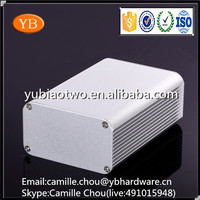 Aluminum Electronic Boxes/Electronic Components Storage Box/Mystic Box Electronic Cigarette