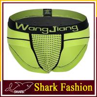 Shark Fashion cotton healthy underwear briefs knitting multicolor therapy underwear