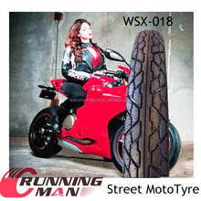 Made in China 90/90-18 Motorcycle Tyre Front