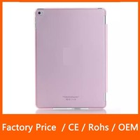 High Quality Clear Slim Hard Case Cover Back Shell For Apple iPad Air 1 Air 2 Tablet