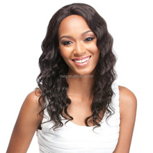Fashion style Brazilian remy hair full lace wigs Not easy deformation