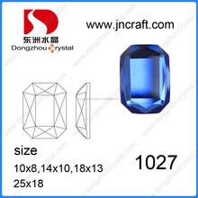 bulk sale high quality flat back sew on chaton glass stone