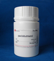 Agrochemicals Paclobutrazol 250g/L SC, 15% WP Plant growth hormone