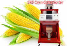 Advanced New Software Technology Golden Corn Optical Selection/Maize Color Sorter/Corn Sorting Machine