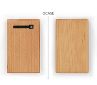 Hot Selling Ocase 8000mAh Power Bank made in Real Wood
