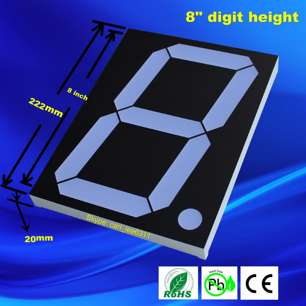 led chip diagram outdoor    led    8  number display large 7 segment    led    display  outdoor    led    8  number display large 7 segment    led    display