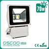 High power IP65 70w LED Flood Light Bridgelux with meanwell driver 5 years warranty