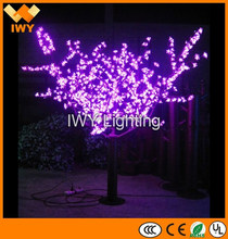H150cm 864 LEDs Pink Waterproof Cherry Tree With Competitive Price