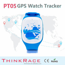 Thinkrace gps tracker personal watch PT05
