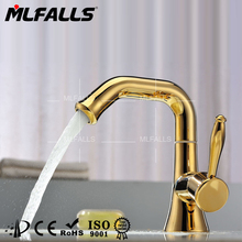 Shipping from china wash basin tap models,water tap design,single lever faucet gold