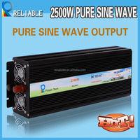 2500W Pure Sine Wave Power Inverter