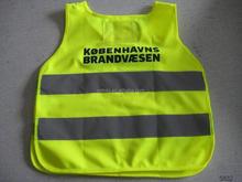 cheap security guard safety vest/bib
