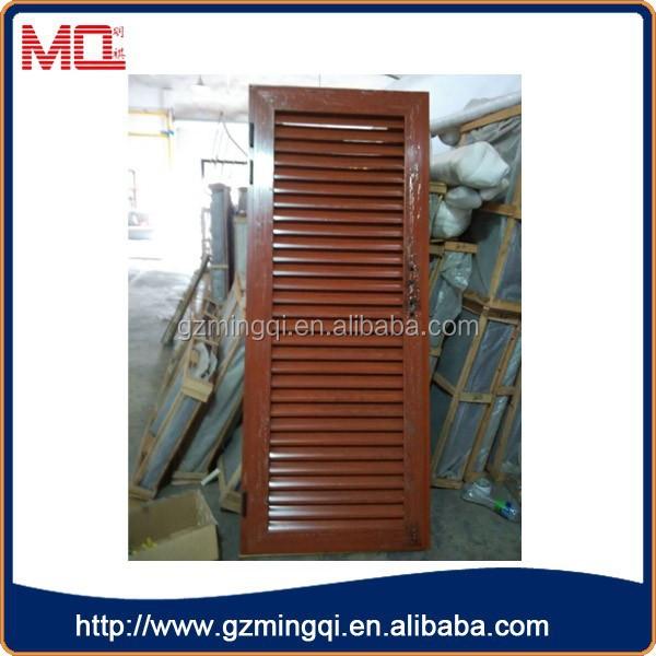 Exterior Aluminium Louver Door View Exterior Aluminium Louver Door MQ Produ