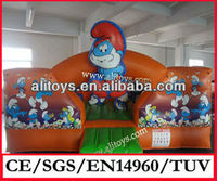indoor inflatable bouncers/indoor toys inflated