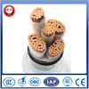 China supplier 4+1 cores copper insulation XLPE power cables