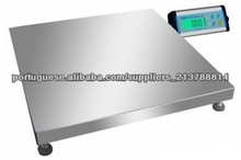 Small electronic weighing bridge
