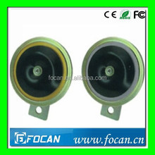 90mm best selling horn /disc car horn/motorcycle horn/electric car horn