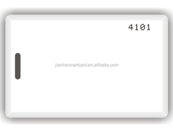 low cost t5577 mango proximity card with inkjet number