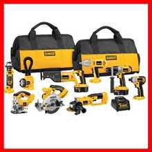 DCK955X 18-Volt XRP Cordless 9-Tool Combo Kit
