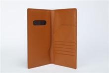 rfid blocking function Passport Holder? passport leather case travel wallet neck