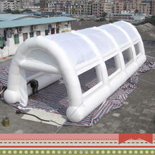 Inflatable Outdoor House / Tube Type Tennis Court / Inflatable Sporting Tent