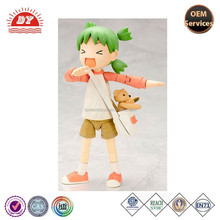 OEM vinyl Yotsuba action figure, anime action figure
