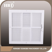 100% factory directly round ceiling air diffuser filter