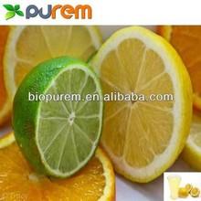 100% instantâneo natural em pó de limão, sem produtos químicos.