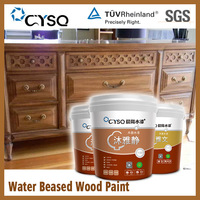 CYSQ water based wood furniture deco paint