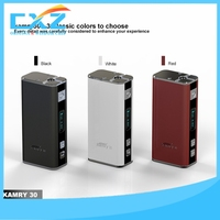 2014 dna 30 box mod clone E cigarette,2000mAh Full Mechanical box mod ecig
