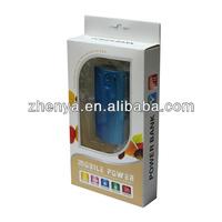 5200 mah With LED flashlight 5000mah golf mobile power bank