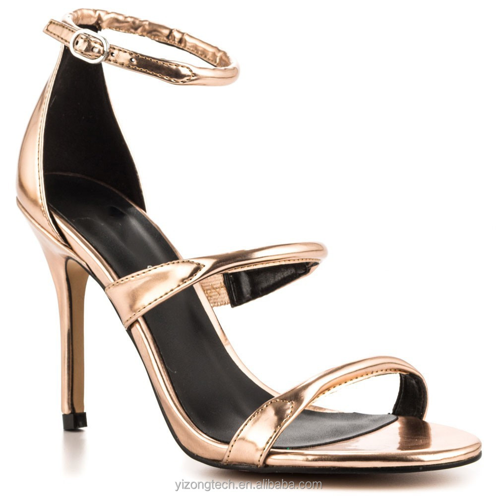 wholesale jusity 2015 fashion sexy golden high heels shoes. Black Bedroom Furniture Sets. Home Design Ideas