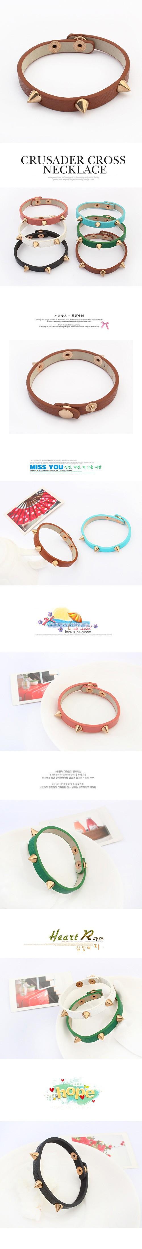 LZ Бижутерия Хата 107588 новый смолы и цинк сплава персонализированные ручной бисером браслет моды для девочек