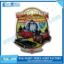 Wholesale full color cartoon cheap bulk lapel pins back