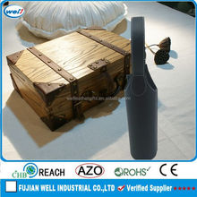 Eco-friendly PU leather wine glass carrier manufacturer