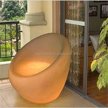outdoor beautiful modern LED sofa