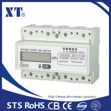 wireless energy meter with RS485 (kilowatt hour meter)