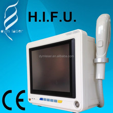 Cheek lifting medical system doublo 2nd generation of hifu ( ultrasound )/ high