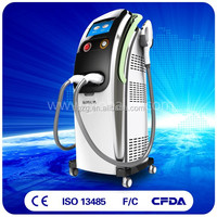 Vertical powerful colon hydrotherapy Diode laser equipment IPL machine