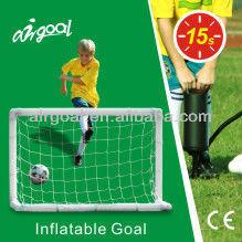 mini football size 1 (Portable & Inflatable Soccer Goal)