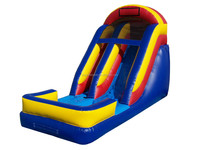 2015 Commercial Inflatable Water Slide Cheap Inflatable Jumping Castle Play Field For Sale