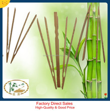 Factory direct sale cheap bamboo mini food clamp