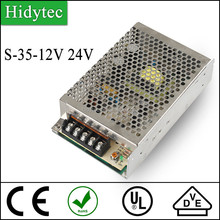 Competitive price S-35-12V 24V Switching Power Supply 35W