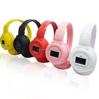 china best design multi color wireless phone headphone phone headset