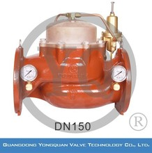 Zsjf-sp 1.6 / 2.5 / 4.0 Мпа анти кавитации дифференциальный редуктор давления регулировка, DN 40 - 1200 мм