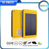 Newly launched portable solar panel charger with solar cell,Solar Power Bank 10000mah battery,solar charger for mobile phone