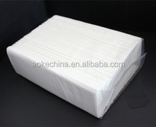 China Manufacturer 1ply Household White M fold Paper Towel